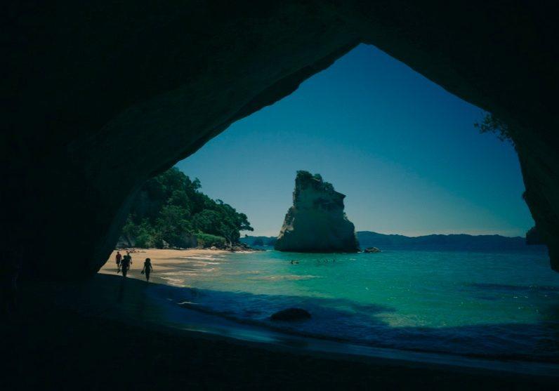 Kieferhöhle, Sinusitis, Höhle, Coromandel Te Whanganui-A-Hei